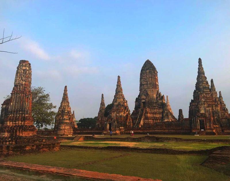 Un viaggio nell'antica capitale thailandese, può cambiarti nel profondo.