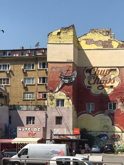 Un viaggio alla scoperta della street art di Sofia