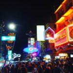 Viaggio verso Bangkok, una città che non dorme mai