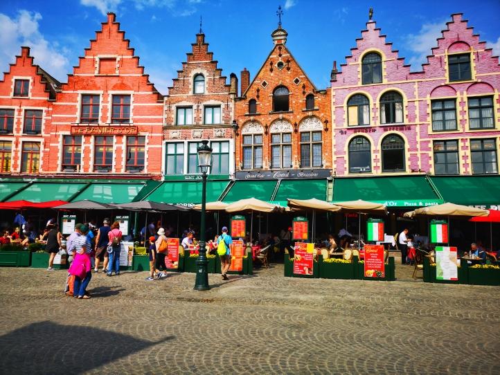 Bruges è la cittadina fiabesca più bella delle fiandre