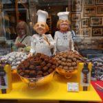 Il cioccolato Belga, le Frites con birra e i mitici Waffle.