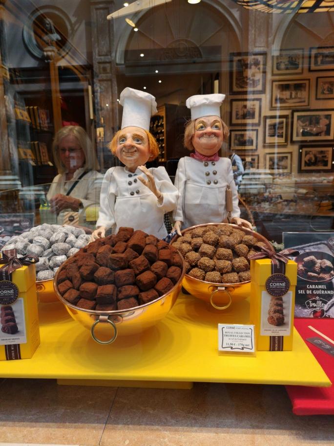 Il cioccolato Belga è un must della cultura culinaria di questo paese