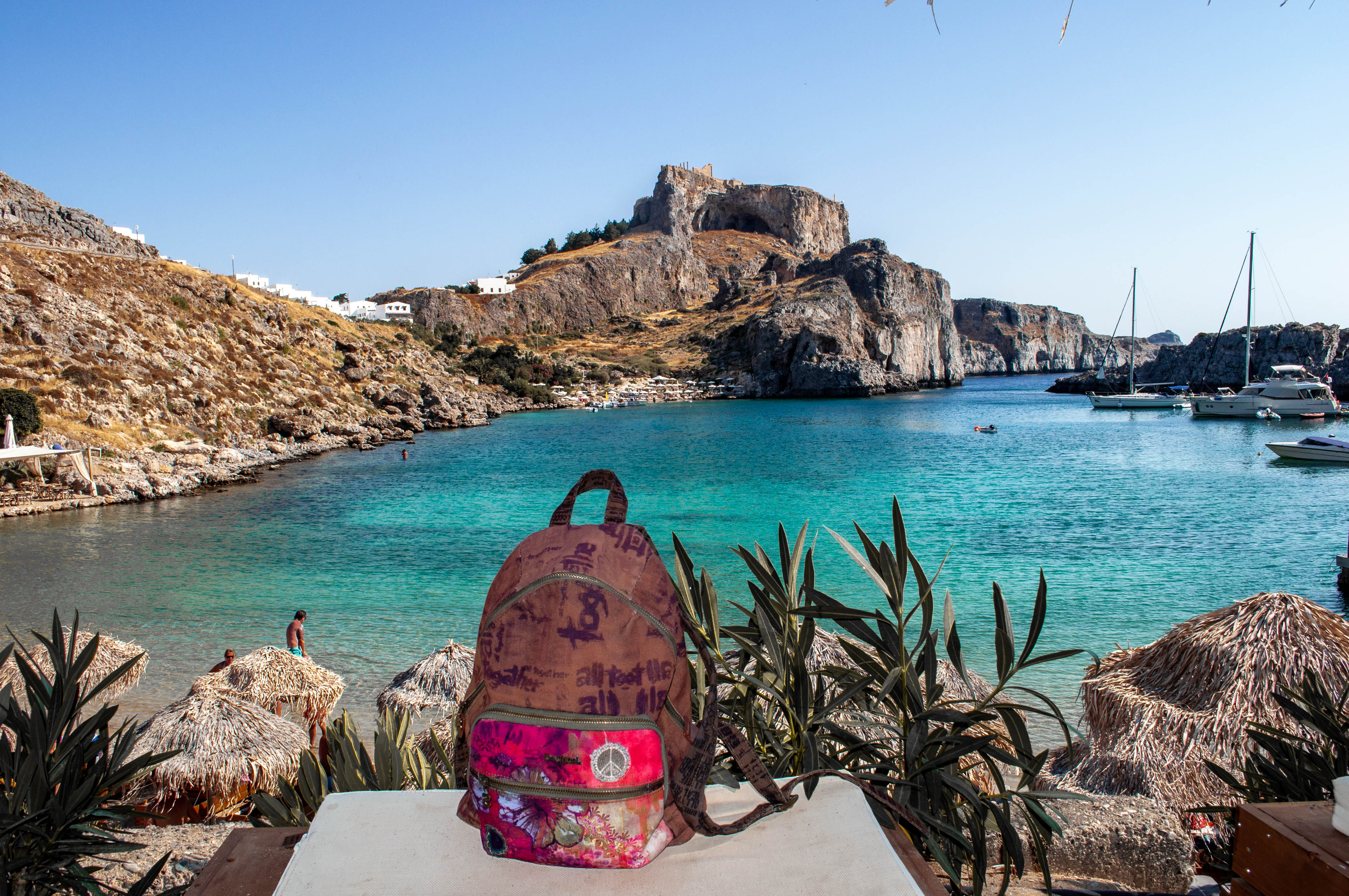 Come si organizza un on the road alla scoperta di un'isola Greca