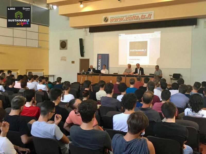 Il progetto lavorativo per gli studenti di Trieste sta avendo successo