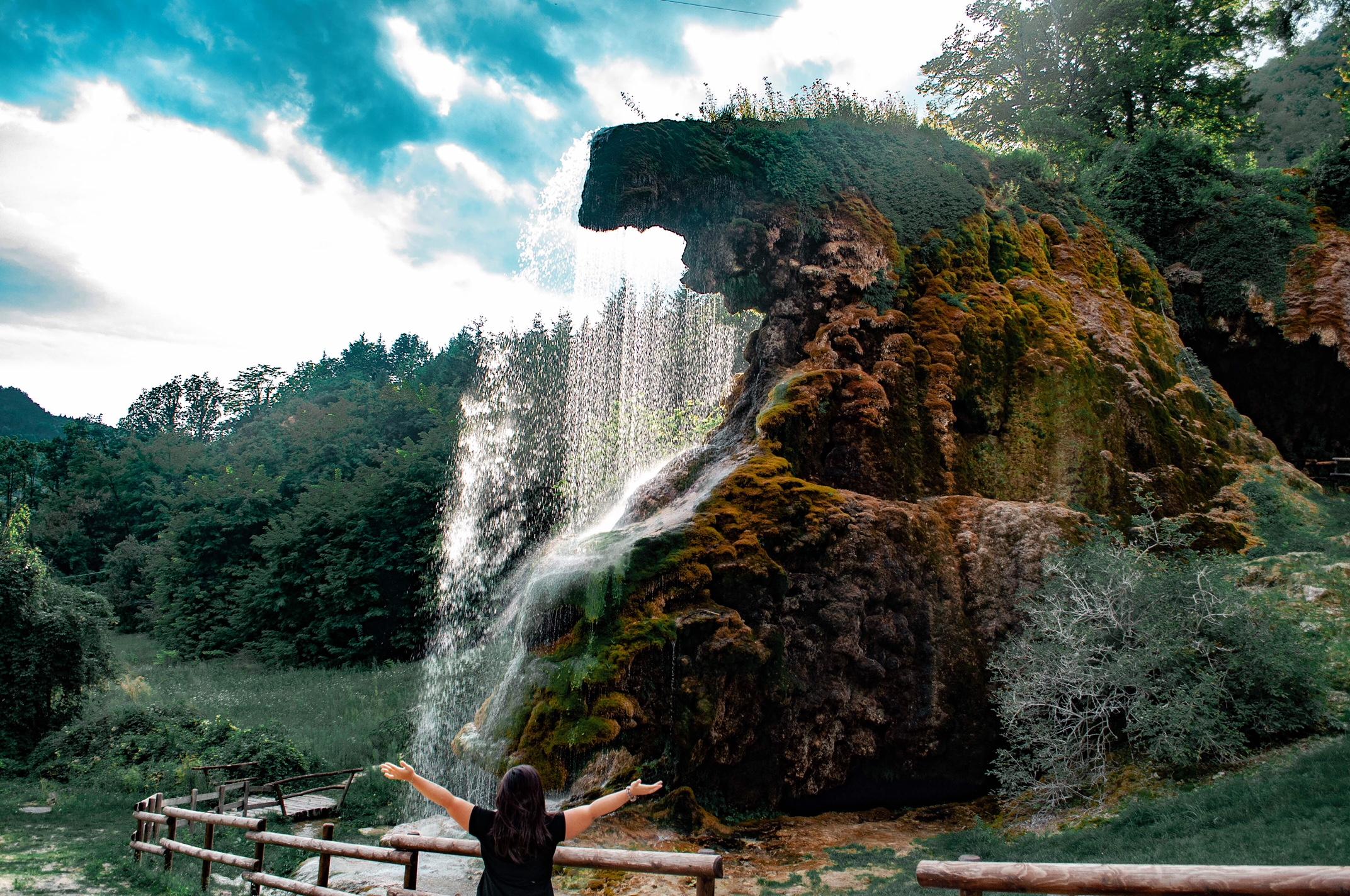 Le Grotte di Labante sono un luogo meraviglioso dell'appenino bolognese