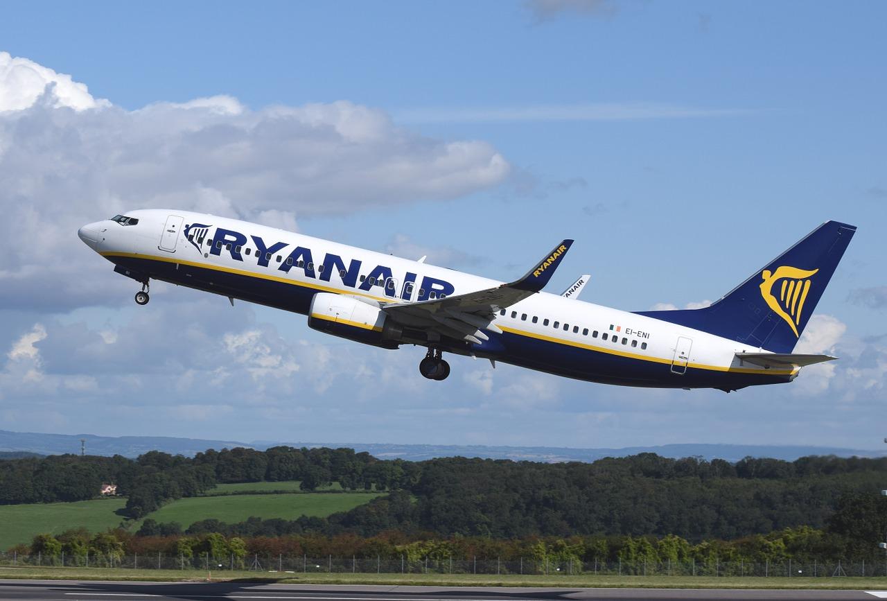 Nuove leggi Ryanair