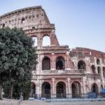Il Colosseo di Roma, una delle 7 meraviglie del mondo moderno