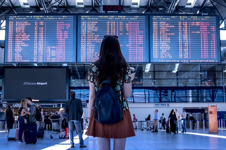 7 errori da evitare quando sei in viaggio