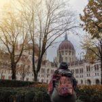 La mia percezione di Budapest; il suo passato nel presente