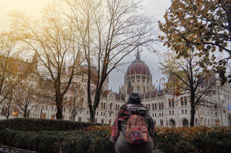 La mia percezione di Budapest