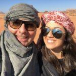 Viaggiare con un marito che ha 20 anni di più, il nostro segreto