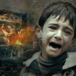 Un grido disperato, quello che la guerra scatena