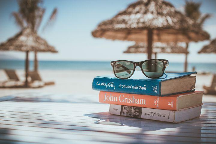 5 libri scaccia noia da leggere in viaggio