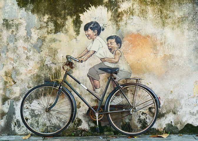 Girare il mondo in bici