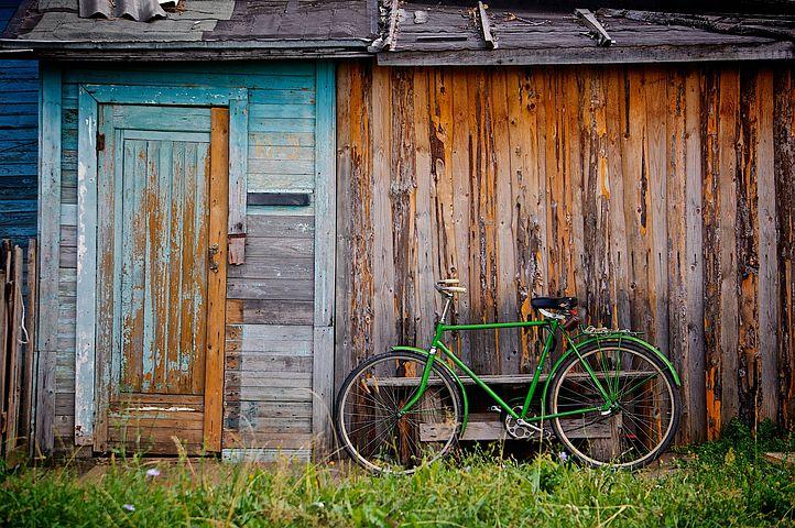 andare a spasso per il mondo in bici
